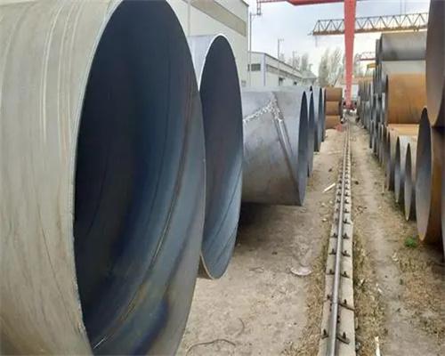 执行标准DN3000*24螺纹钢管出厂含税报价