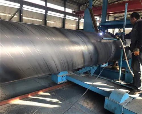 国标厂家D920螺旋缝钢管出厂含税报价