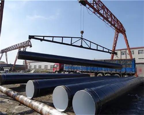 执行标准DN400*7螺旋焊管每吨过磅价格