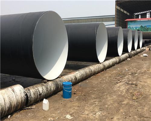 企业商讯D273*5mmIPN8710环氧树脂防腐螺旋管价格查询