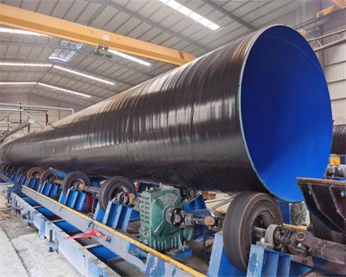 企业商讯DN300mm三油两布防腐钢管价格走向