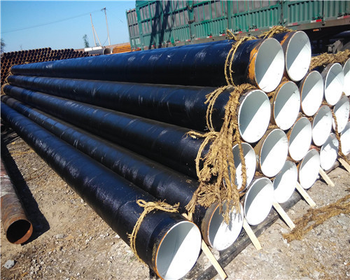 企业商讯D529*8mmm加强级3PE防腐钢管价格查询