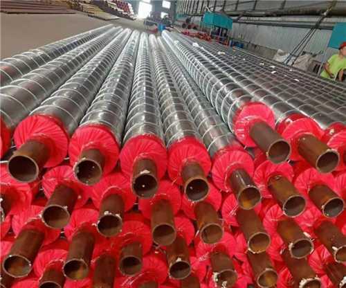 DNx7钢套钢保温管肥乡县:专业生产厂家