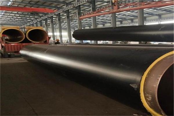 108x4直埋式钢套钢保温管汉中市:工期短发货快