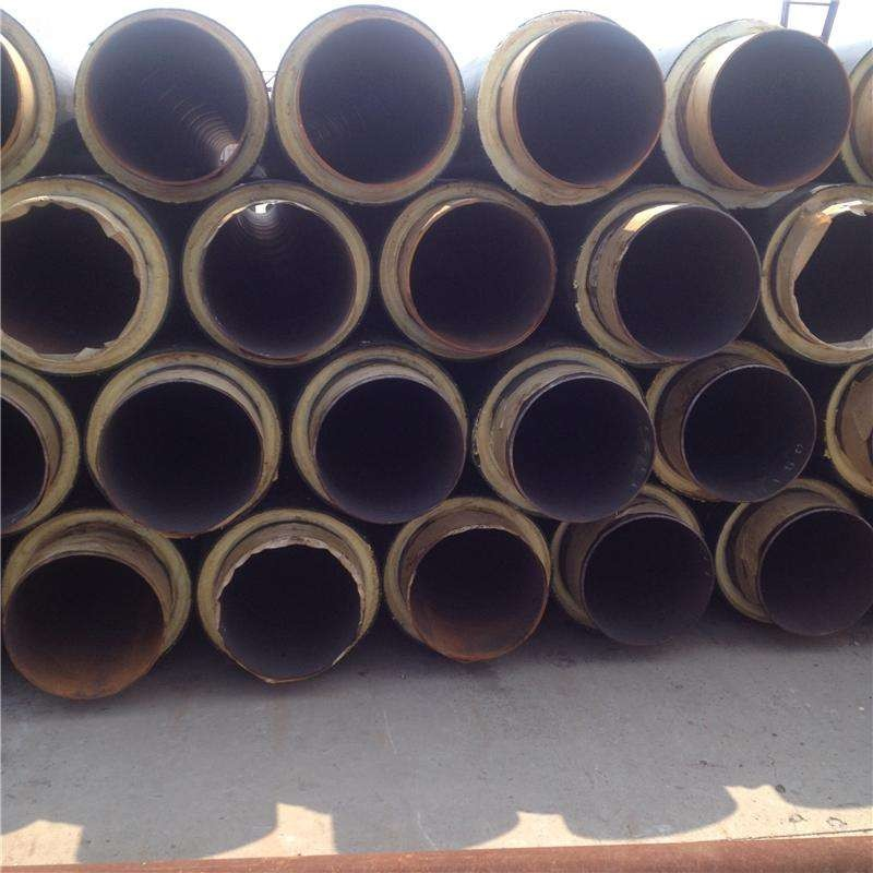 刚套钢复合保温螺旋卷管源头厂家