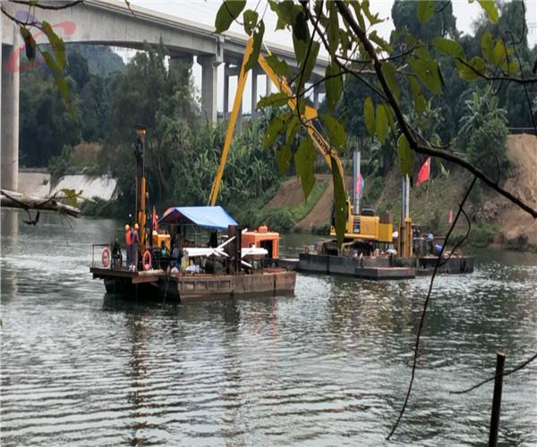 烟台市管道穿越河流施工-价格咨询
