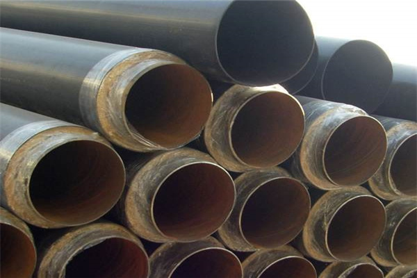 滑动支架钢套钢蒸汽保温钢管洛南县:成本价格