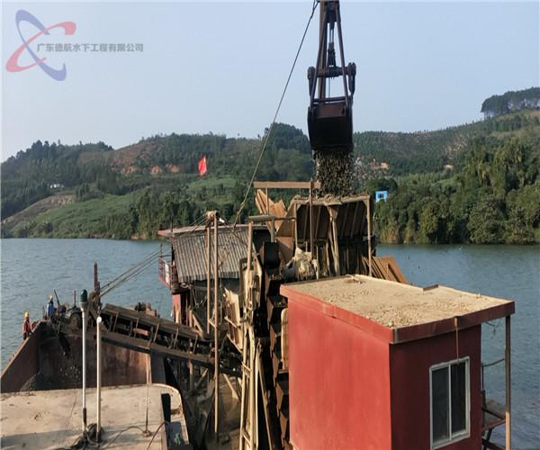 广西省水下管道加固-三A企业