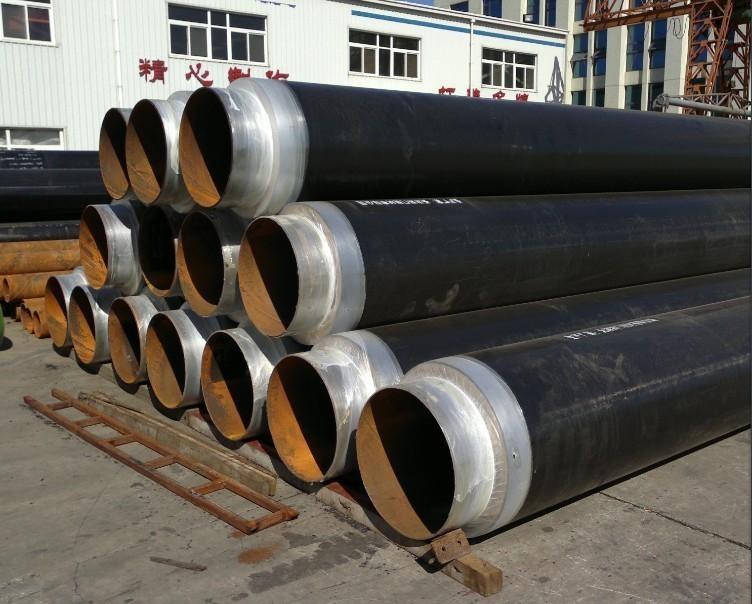杭州市小口径保温双面埋狐螺旋焊接钢管价格已更新