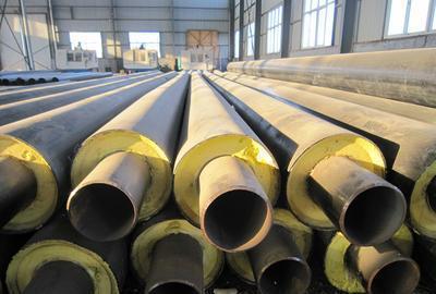 西安市架空蒸汽保温直缝焊管现货供应