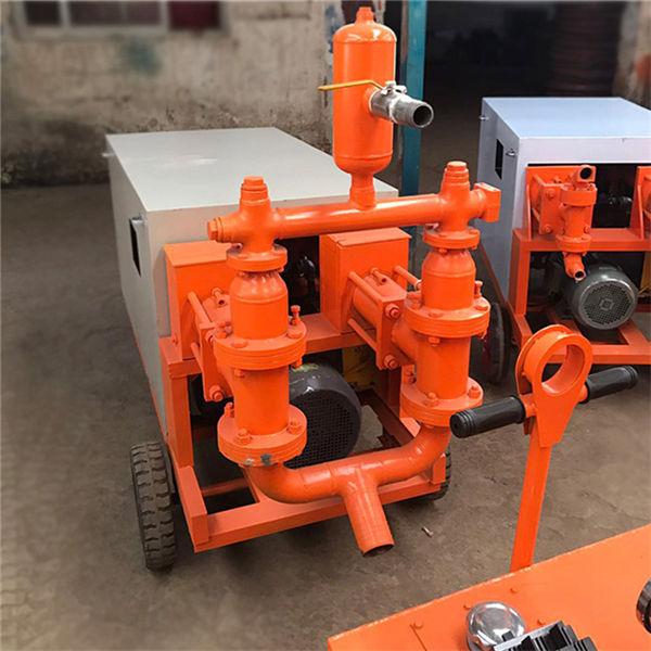 汝州液压砂浆注浆泵锚索液压砂浆注浆泵