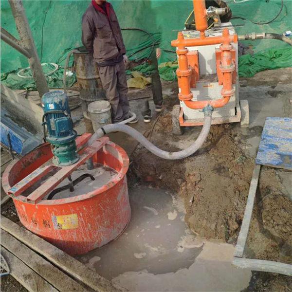 汾阳液压砂浆注浆泵