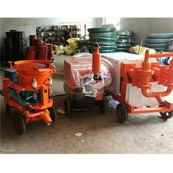 江西上饶注浆工程用双缸液压砂浆注浆泵