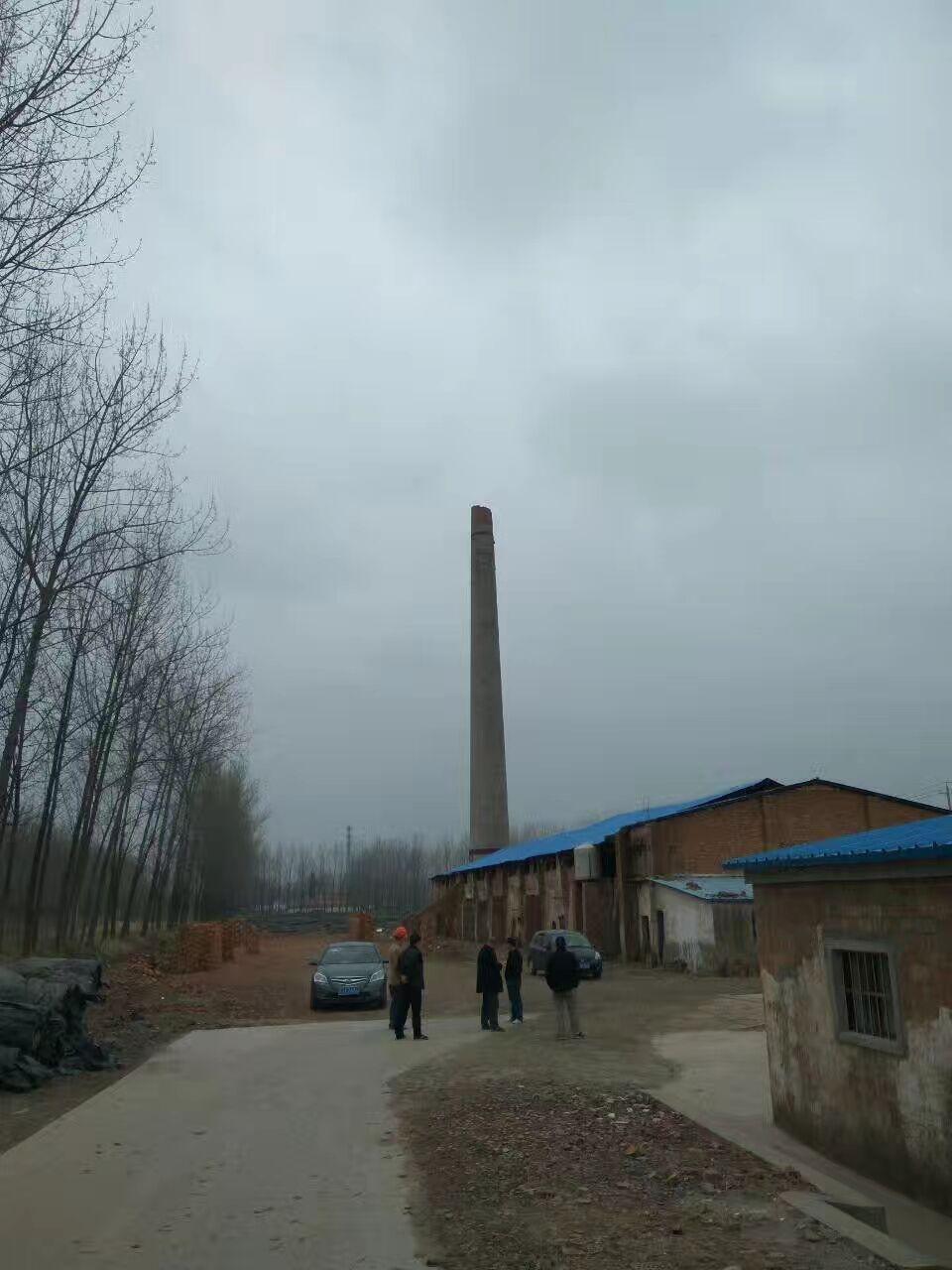 辽阳烟囱拆除加固公司_烟囱拆除施工单位——【华电高空】