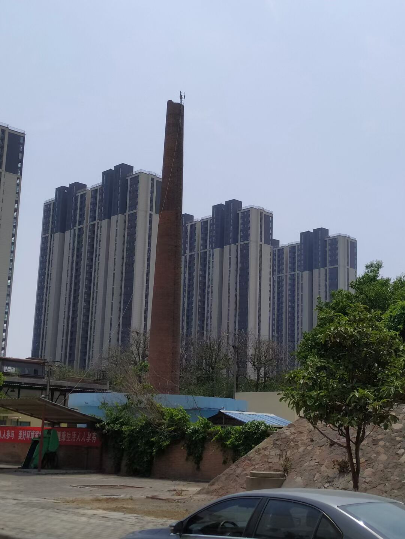 泰安砖烟囱拆除公司_拆烟囱公司报价——【华电高空】