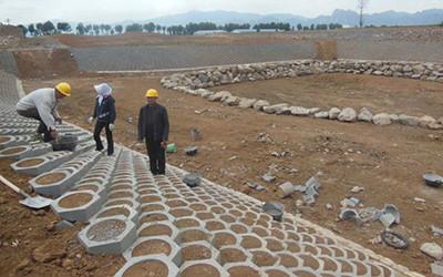 烟台钢筋挂网喷射混凝土(浆)防护的施工方法