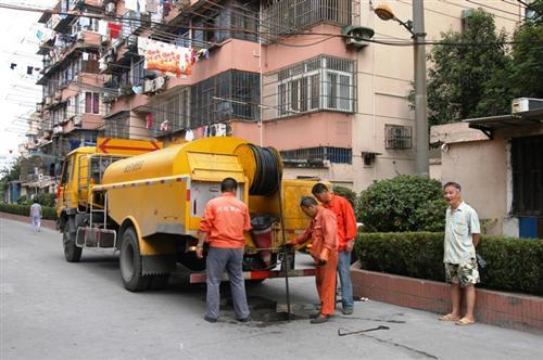 青岛黄岛承包单位小区管道清洗清淤可预约上门时间
