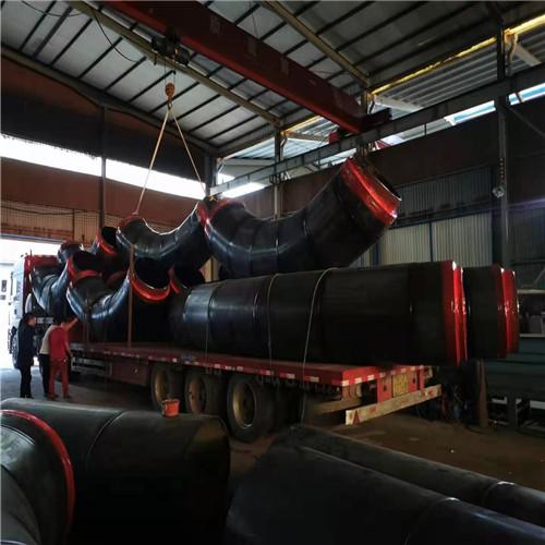 乌海630*10环氧铁红螺旋钢管厂家价格价钱