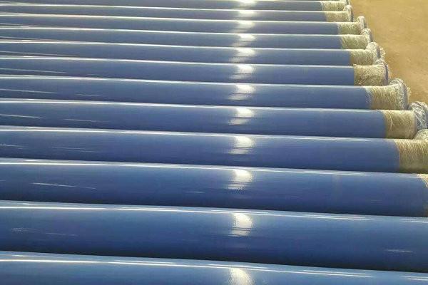 郑州市供水用环氧粉末防腐螺旋焊管厂家生产