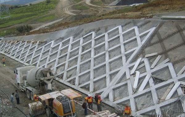 鸡西边坡喷射混凝土承包价格