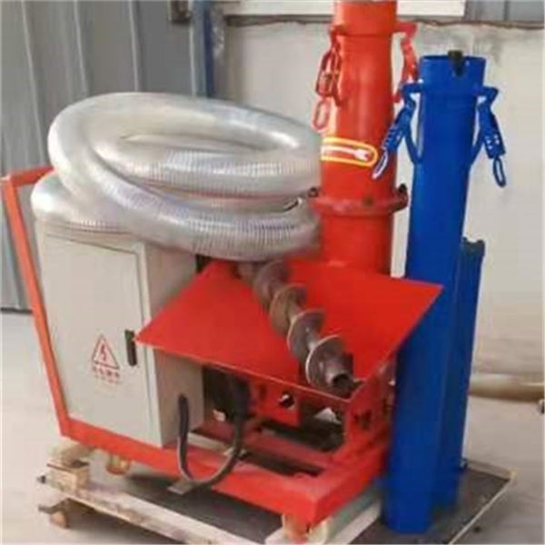 磐石小型混凝土二次构造上料机浇注机
