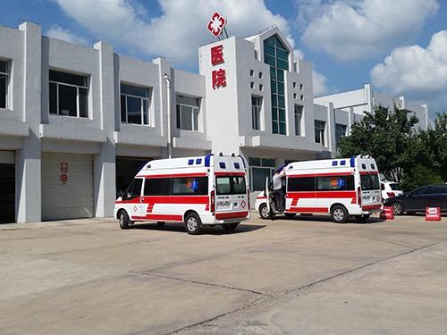 洛阳转院120救护车电话—提前电话预约