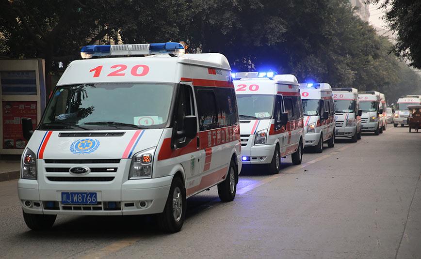 廣元出市救護車出院,救護車—120救護車服務中心