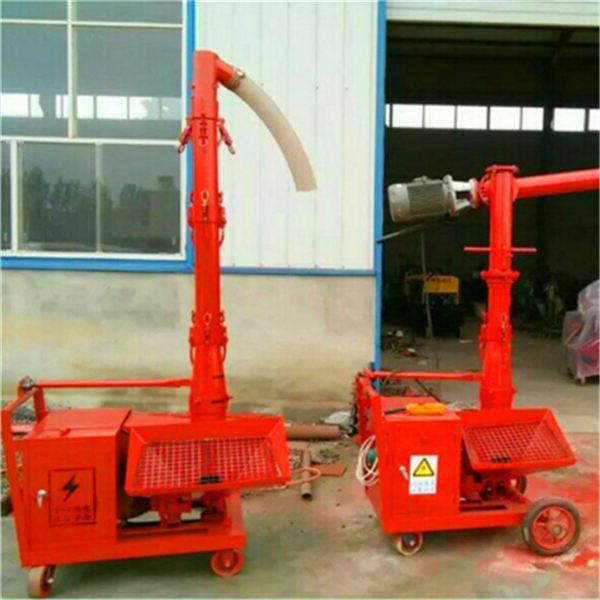 云南昆明小型二次构造上料机浇筑机