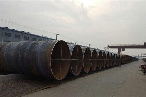 产品介绍:720*7螺旋焊接钢管价格一米