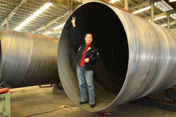 D3220螺旋焊管价格每吨:龙山