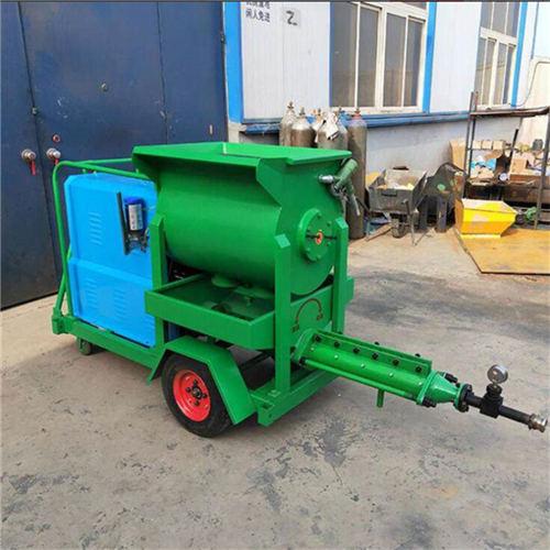 阳春锚杆支护水泥螺杆注浆泵注浆机