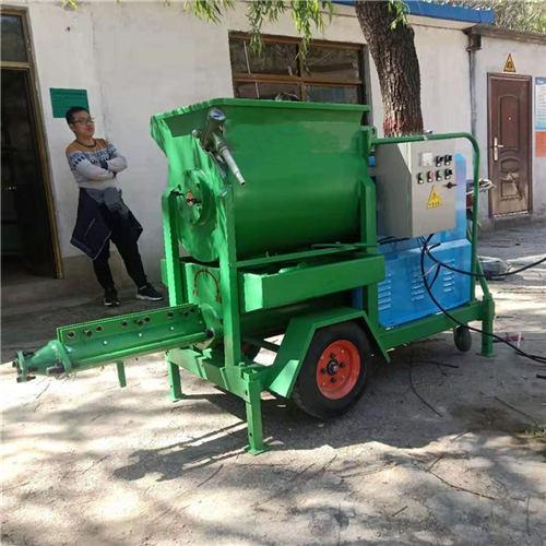 湖南娄底顶管水泥螺杆注浆泵灌浆机