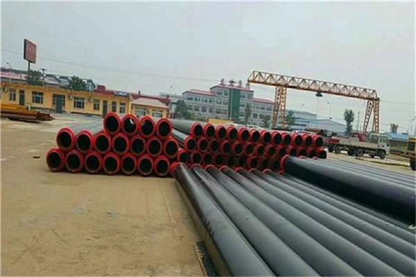 高密度聚氨酯保温钢管专业供应商*铁岭市
