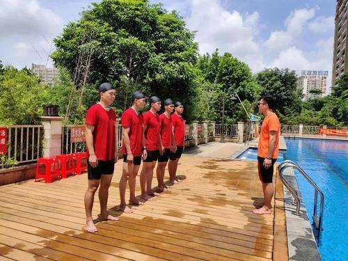福州市考游泳救生员教练证报考事项及培训等级怎么分的