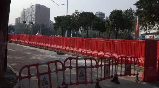 深圳塑料护栏-盐田施工水马_质量可靠_价格实惠