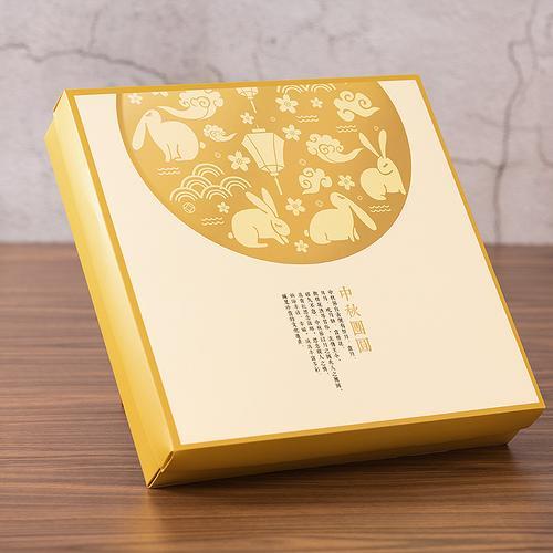 南山区手提袋-月饼盒定制包装