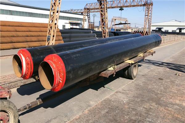 漳州市DN400发泡保温钢管加工价格