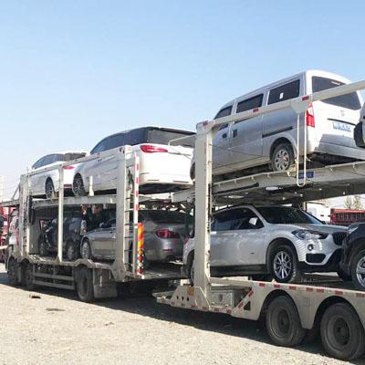阿克苏到齐齐哈尔拖运汽车一辆车多少钱-吉运轿车托运