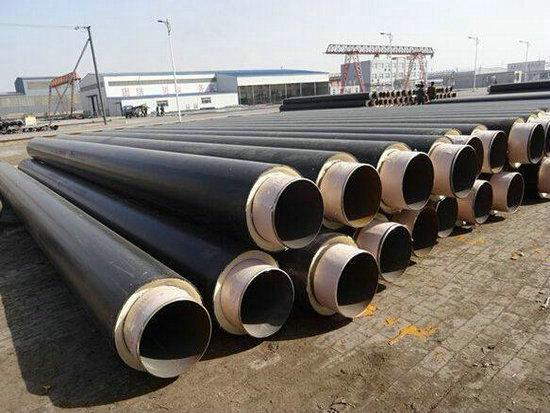 聚氨酯泡沫层钢管250无缝管一米价格包头市