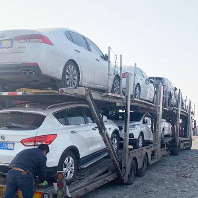 拖车从鄯善县到白银轿车托运价格全境往返