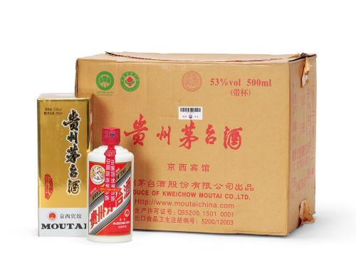 贛州(八十年茅臺酒瓶)今天收購價格一覽表