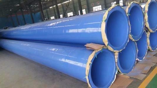 舞钢市内外环氧树脂螺旋钢管厂家