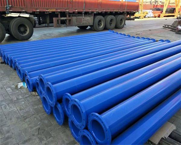 嵊泗县内外涂塑环氧树脂复合钢管销售