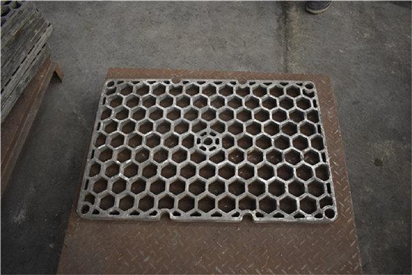 唐山Cr20Ni80耐磨衬板铁模覆砂铸造