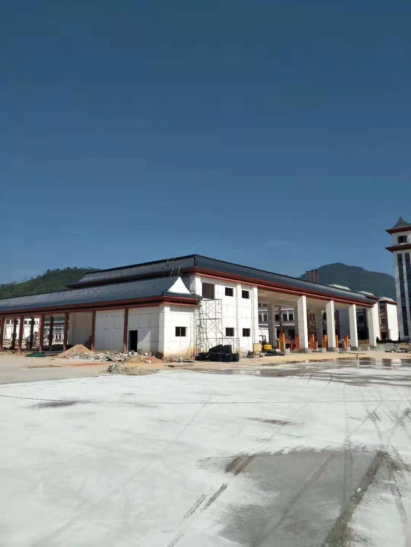 湖北省黄冈市木结构瓦厂家价格