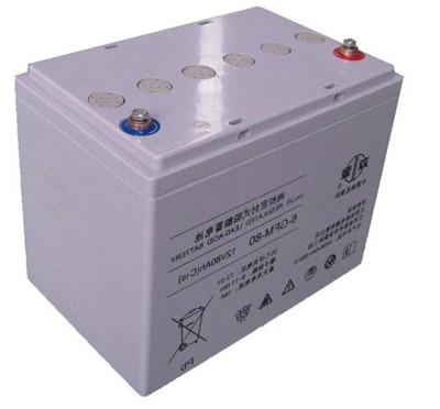 三亚双登狭长型蓄电池6-FMX-80 12v80ah生产厂家