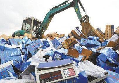 廣州市天河區從事打印機銷毀廠家上門服務
