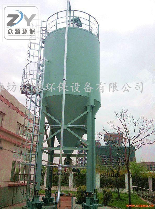 广西壮族自治区梧州市机械加速浓缩器使用方法