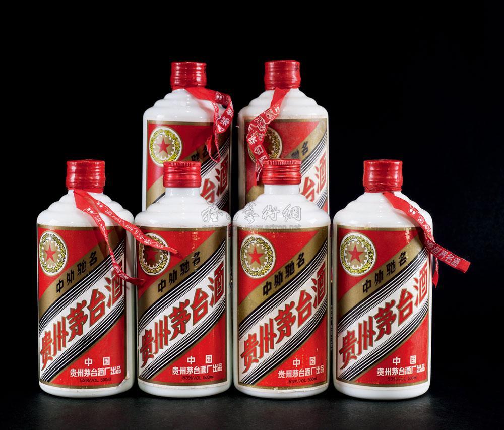 吉安茅台酒1987整箱回收多少钱-【信誉保证】