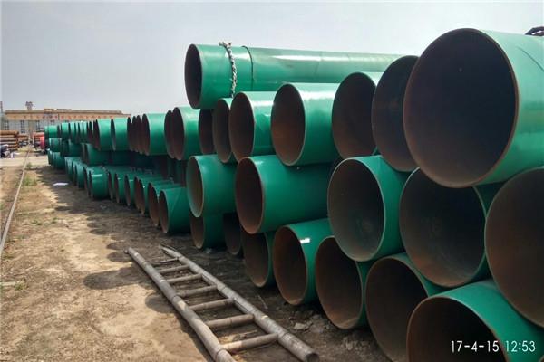 景德镇市-埋地供排水管线用螺旋焊管今日价格行情